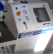 Turbine diagnostics